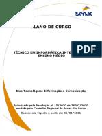 278 PC Informatica Integrado Ensino Médio