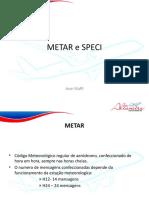 Capítulo 15 - METAR e SPECI