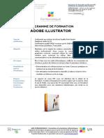 Programme Illustrator - Formanosque