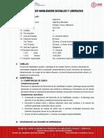 Silabo-habilidades Sociales y Liderazgo_2020_ii