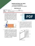 Pract 8A. Fuerza, masa y aceleración de cuerpos rígidos - Traslación