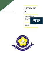 referat bronkhitis