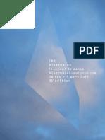 Programme de l'édition 2011 des Hivernales
