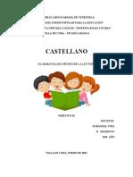 CASTELLANO 3ER AÑO A Y B