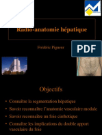 2.1 FP radio-anatomie hépatique utile