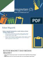 Kemagnetan (2)