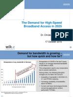 Wernick_20161017_Broadband_demand_Brussels_final