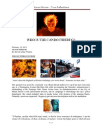 Who is the Cando Firebug