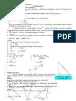 Matematika kelas 8 semester 2 phytagoras