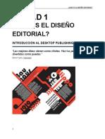 1-Unidad 1-Que es el diseño editorial