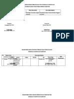Blanko Identifikasi Peran Lintas Program Dan Lintas Sektor