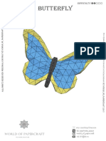 01-Butterfly Black by Worldofpapercraft
