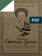Dossiê Esperança Garcia - símbolo-de-resistência-na-luta-pelo-direito.-Teresina.-EDUFPI-2017