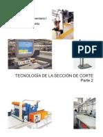2 -tecnologia del sector corte