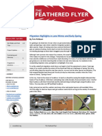 Western Cuyahoga Audubon Newsletter Vol.19 Issue 1 February 2021 Digital Version