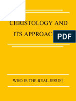 INTRODUCTION - Christology and Its Approaches