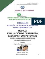 03.01.04.01  MANUAL EVALUACIÓN DE POTENCIAL Y PLANES DE DESARROLLO DEL PERSONAL