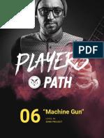 Players-Path-Level-6-Workbook-Machine-Gun