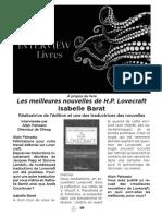 Les meilleures nouvelles de Lovecraft