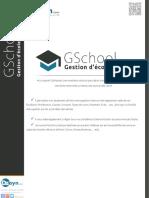 GSchool 2.00.0