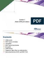 Section3 GPRS Procedures