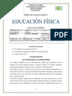 MODULO DE EDU FISICA GRADO 10