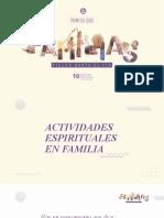 3 - ACTIVIDADES ESPIRITUALES EN FAMILIA - PPT _ ES