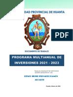 PMI 2021-2023