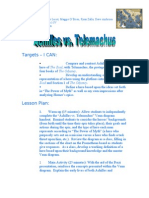 Lesson Plan - Task1