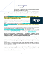Dos Evangelios DP-LB 2014