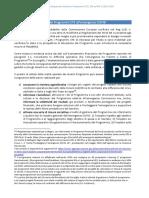 Allegato. La risposta dei Programmi CTE all'emergenza COVID Relazione_CTE_22.12.2020