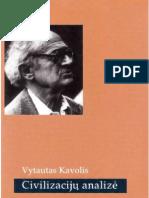 V.Kavolis-Civilizaciju Istorija