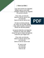 ♪ Vers Le Ciel ♪