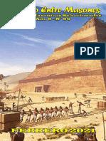 Dialogo Entre Masones Febrero 2021 N° 86