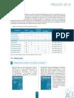 Materiales de práctica tabla 1
