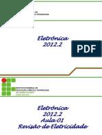 Eletronica_2012.2_Aula_01