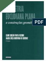 Geometria Euclidiana Plana by Eliane Quelho Frota Rezende e Maria Lúcia Bontorim de Queiroz (Z-lib.org)