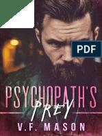 [Psychopath's Prey] (R&L) - V. F. Mason