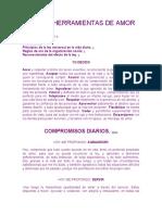 USO DE HERRAMIENTAS DE AMOR
