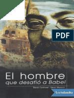 El Hombre Que Desafio a Babel ~ Rene Centassi