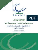 La Regulation de La Concurrence Au Maroc