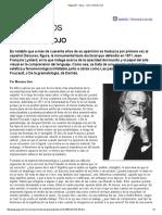 Página_12 __ libros __ OJO CON EL OJO lyotard  Discurso y forma