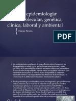 Tipos de epidemiologia