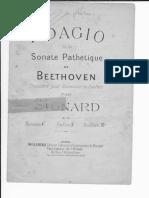 Adagio de la sonate pathétique