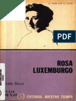 Lelio Baso Rosa Luxemburgo