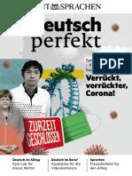Zeit Sprachen - Deutsch Perfekt Plus - Februar 2021