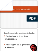Búsqueda de la Información (1)