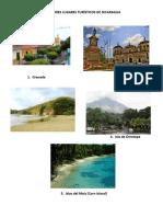 10 Mejores Lugares Turísticos de Nicaragua