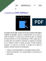03. Teorema de Bernoulli y sus aplicaciones