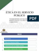 Diapositivas Etica Publica
